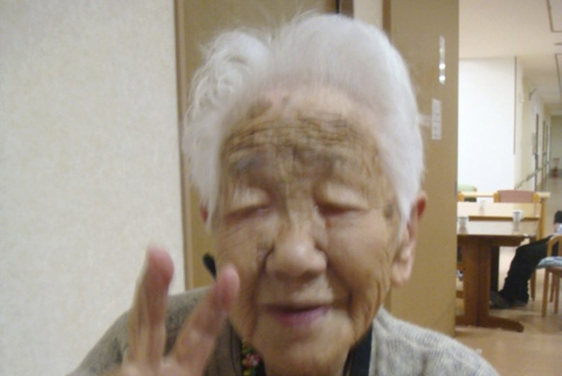 117 aasta vanuselt suri maailma vanim inimene
