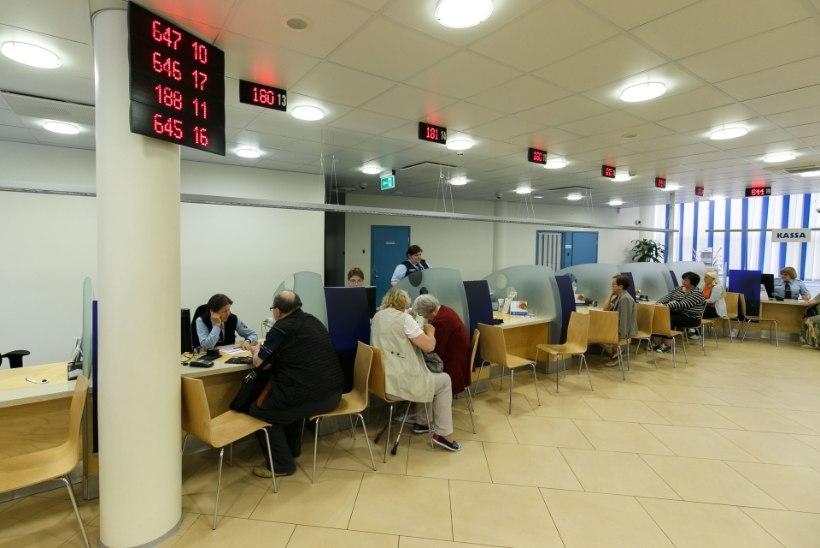 531caae7a92 PPA pikendab septembrist Tallinna teeninduste lahtiolekuaega. Passilaud  Foto: Tiit Tamme. Politsei- ja Piirivalveamet ...