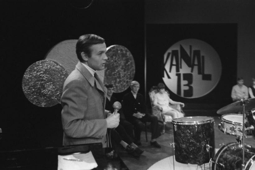 Mati Talvik oli Eesti esimene läbi ja lõhki teleinimene