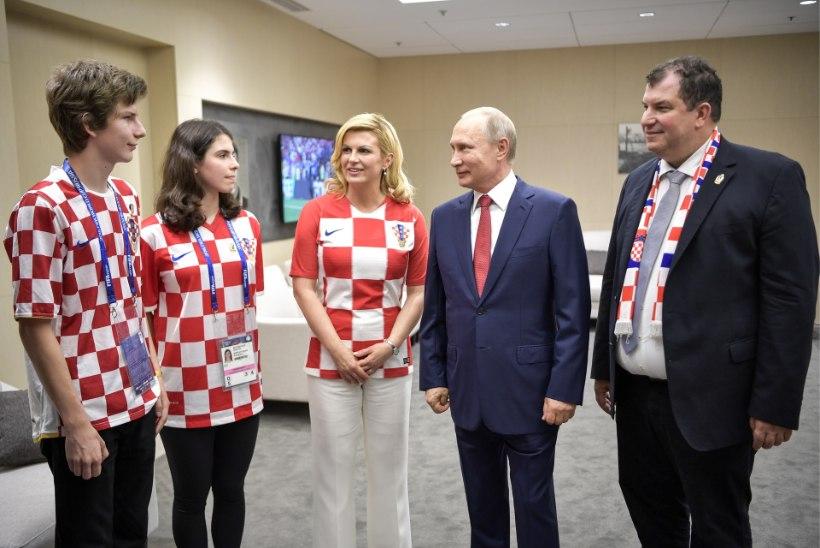 TÕELINE POLIITSTAAR: Horvaatia võluv naispresident leidis tee paljude rahvaste südamesse