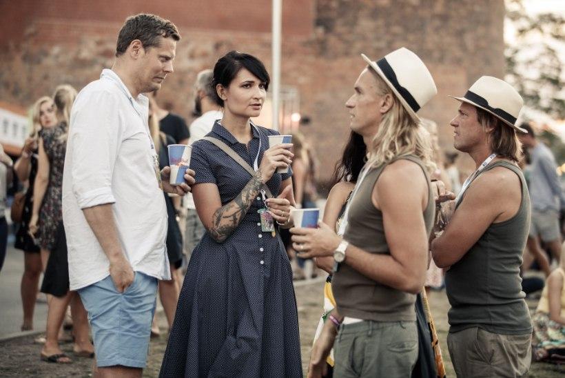 GALERII JA VIDEO | Vaata, mida põnevat toimus Sweet Spot Festivali esimesel päeval!