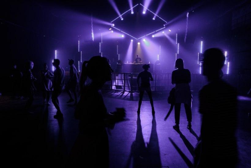 Esimene kesklinna muusikafestival jäi publikule kitsaks