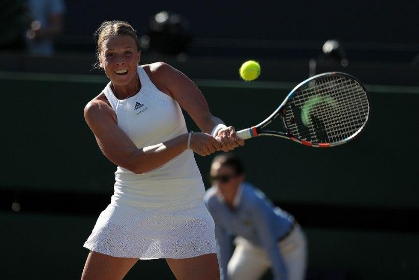 JESS! Kontaveit alustas Wimbledoni võidukalt