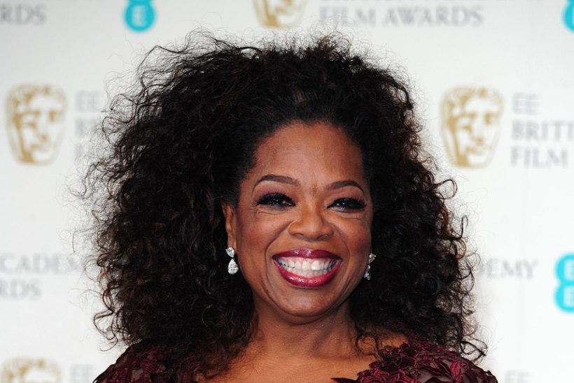 Oprah: presidendiks kandideerimine tapaks mind