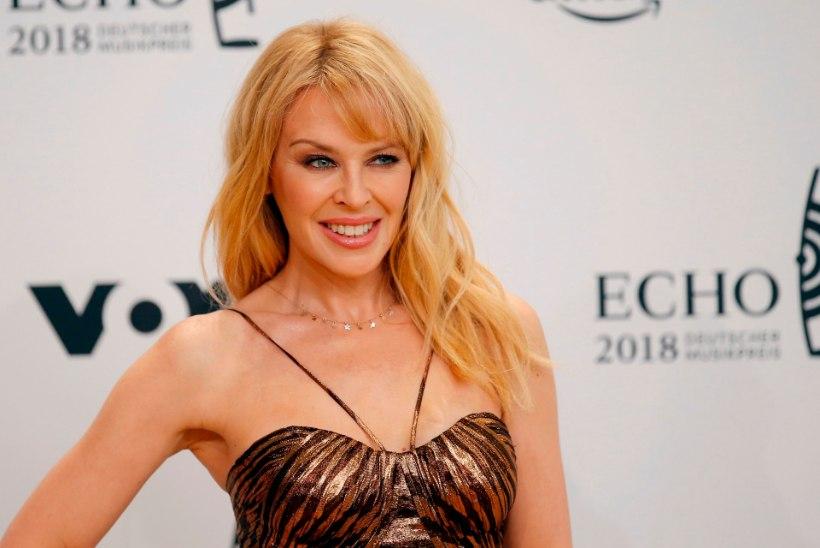 Kylie Minogue'i elus on uus armastus