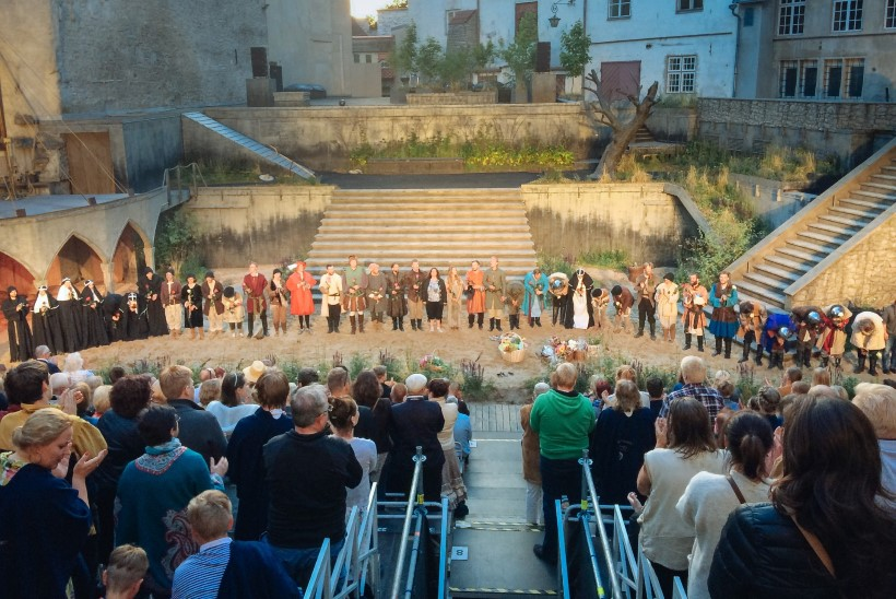 Tallinna Linnateater lõpetab 53. hooaja: kokku toimus 501 etendust ja üritust