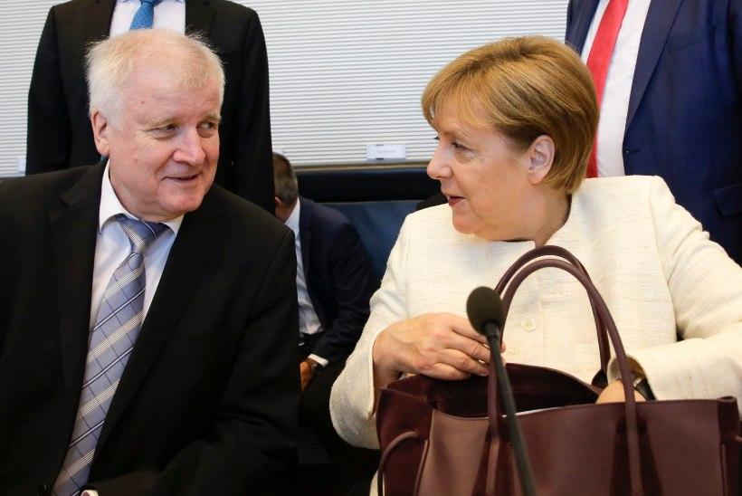 Merkel ja Seehofer leidsid migratsiooniküsimuses viimaks ühise keele