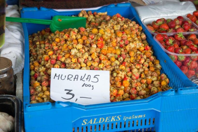 REKORD: kukeseente kilohinna tipp oli 70 eurot!