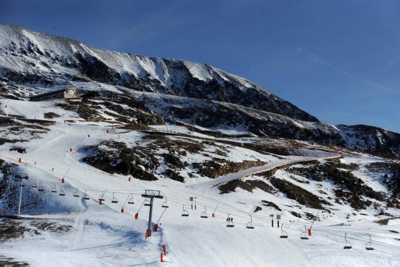 Prantsuse Alpides hukkus neli mägironijat