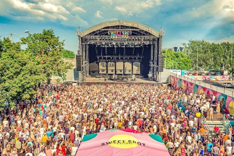 Peaesineja kontsert jäi ära, kuid Sweet Spot Festival oli siiski publikumagnet