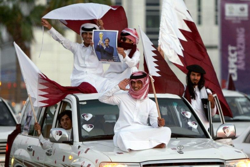 JÄLLE MURE: Skandaalidest räsitud Katari vuti-MM sai uue hoobi