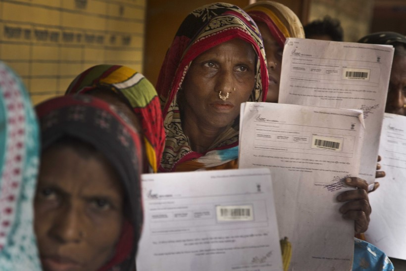Indias võib kodakondsuseta jääda pea neli miljonit inimest