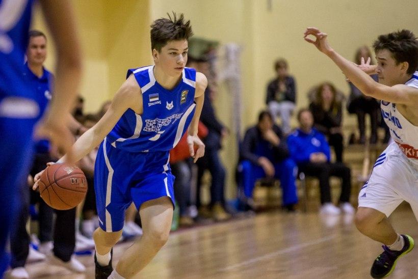 TORE! Eesti U16 korvpallikoondis alistas Leedu eakaaslased