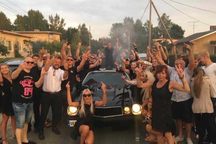 Как поминки по погибшим в Одессе эстонцам превратились в шумную вечеринку? Объясняет организатор