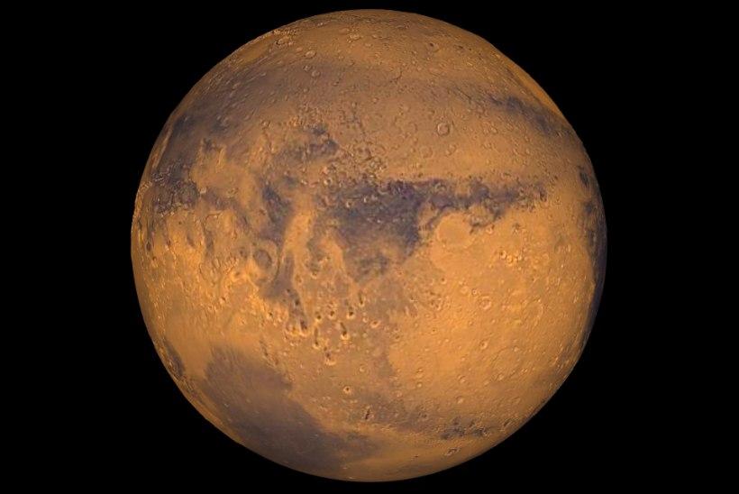 Marss on teisipäeval Maale erakordselt lähedal