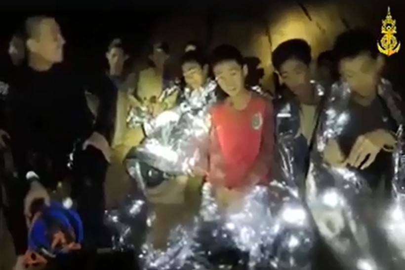 VIDEO   Kuidas päästa Tai koopasse lõksu jäänud poisid?