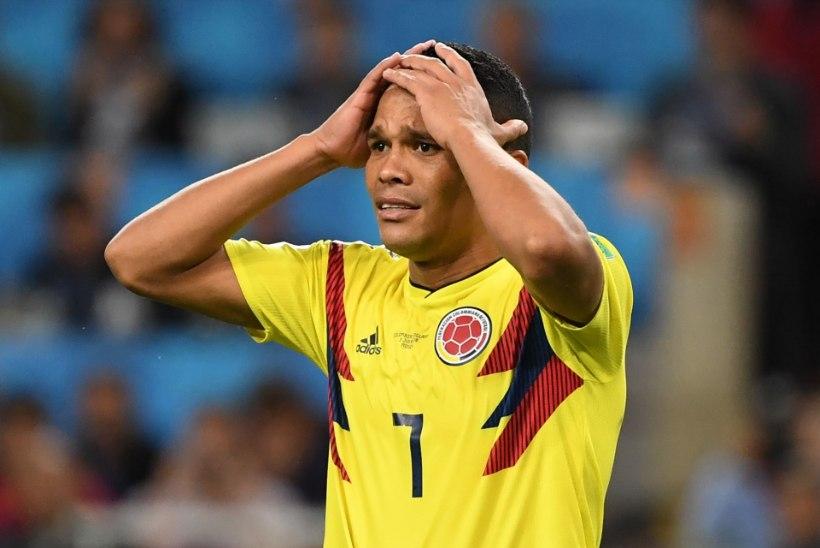 """""""Fännid"""" penaltiseerias eksinud Kolumbia koondislastele: te olete meie jaoks surnud, sooritage enesetapp"""