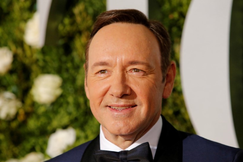 Veel kolm meest süüdistab Kevin Spaceyt seksuaalses ahistamises