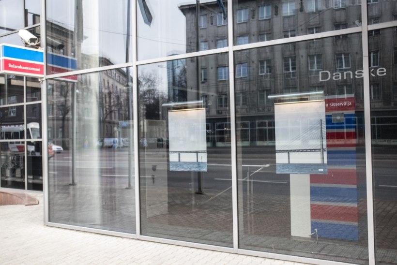 Danskes liikunud hämara raha summa kasvas