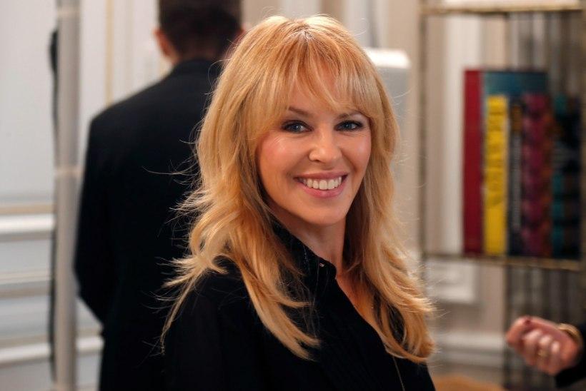 Kylie Minogue on uue kallimaga juba kihlunud?