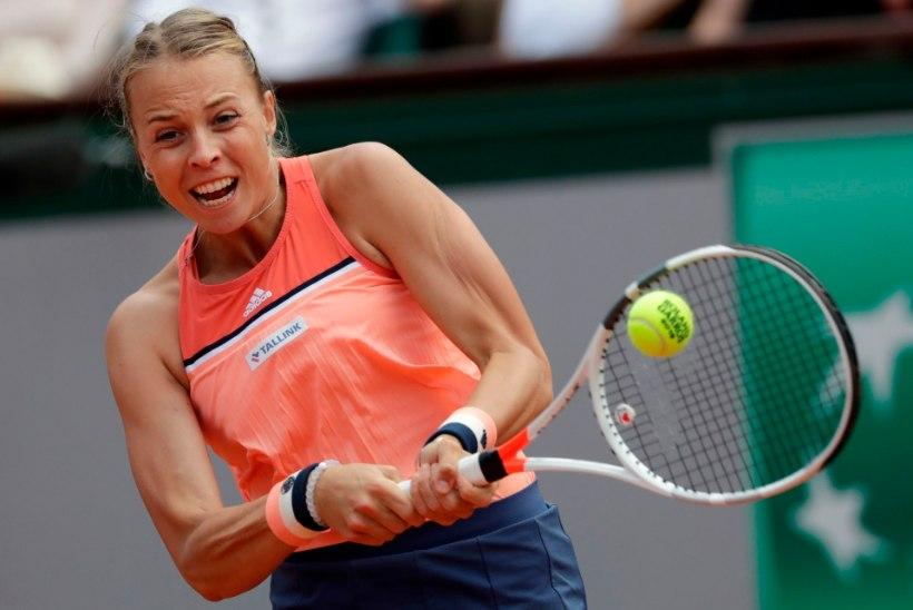 TUBLI! Kontaveit võitis raske matši ja jõudis Wimbledonis kolmandasse ringi