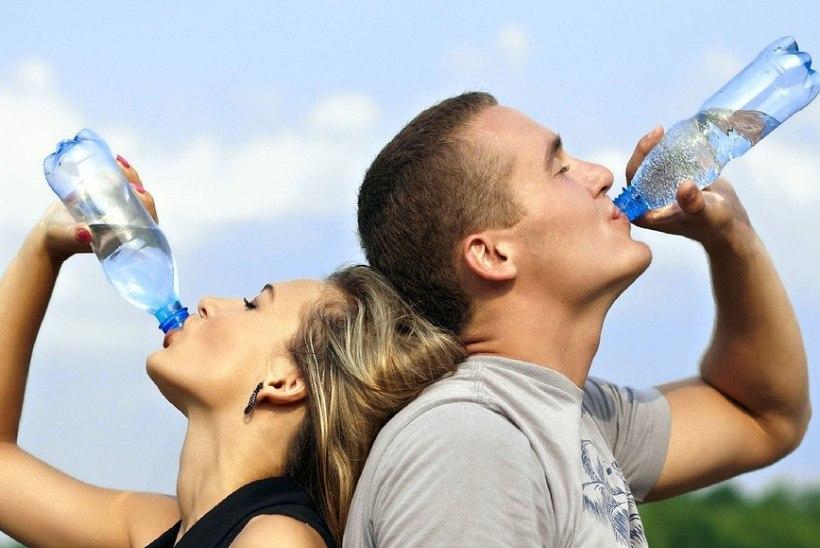 Kas treeningu ajal peaks vett jooma? Nõu annab personaaltreener