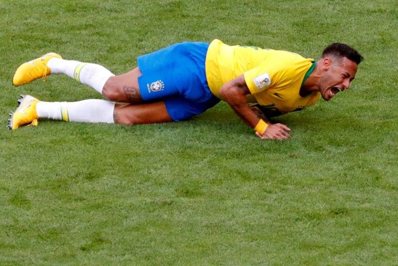 NII SEE JUHTUS   Jalgpalli MM: mida põnevat juhtus veerandfinaalide eelsel päeval?