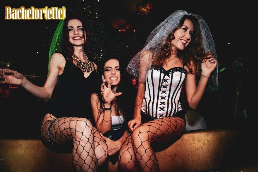 PILDID | Valmistud pulmadeks? Tüdrukute- ja poissmeesteõhtute kuumaks kohtumispaigaks on Klubi Teater