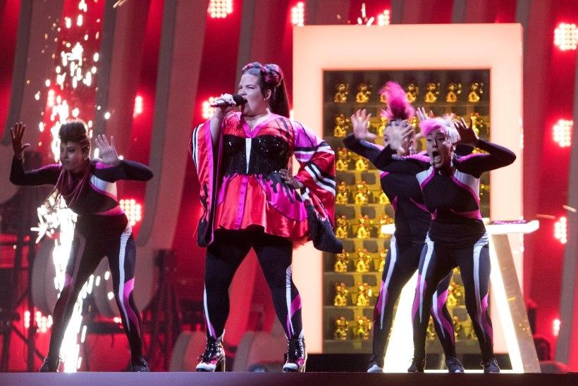 IISRAELIL VESI AHJUS! Universal väidab, et Netta Eurovisioni võidulugu on plagiaat