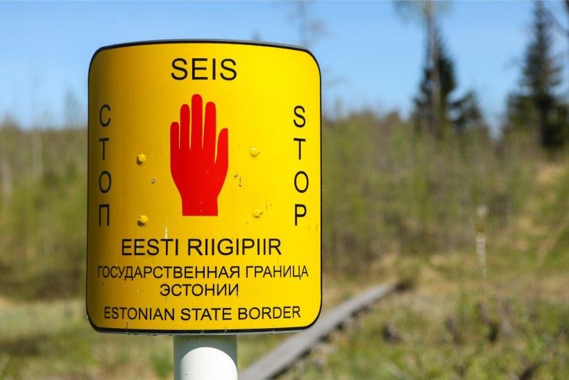 Kohalik aitas Võrumaal piiriületajaid tabada