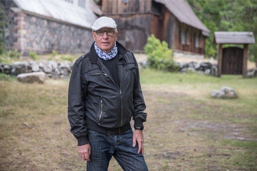 ÕHTULEHT RUHNUS | Vallavanem Jaan Urvet: mõtteliselt oleme Eesti osa, aga füüsiline eraldatus tekitab ikka ängi