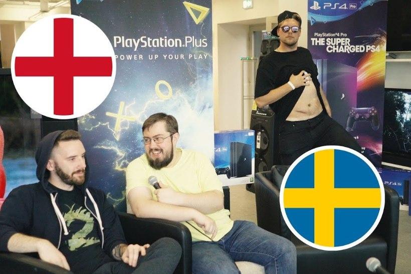 VIDEO | ROOTSI RULLIB ÜLE! 5MIINUST Estoni Kohver inglasi ei rõõmusta