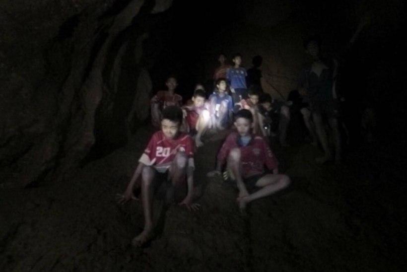 Koopas lõksus olevad poisid kirjades vanematele: ärge muretsege!