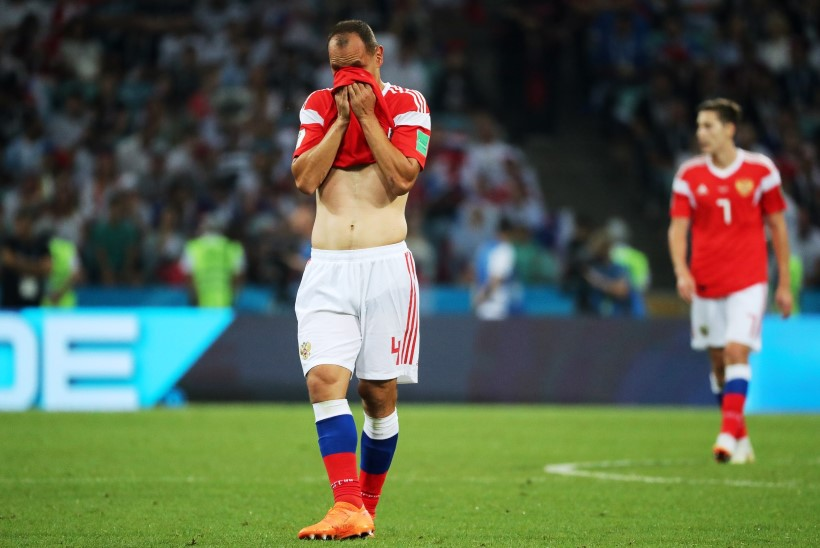 Hüvasti! Kaks Venemaa põhimeest lõpetasid koondisekarjääri