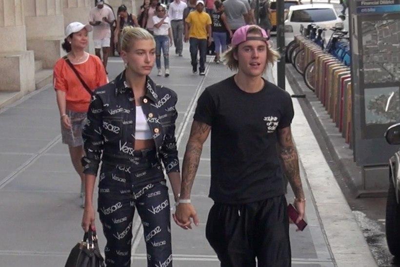 Tohoh! Poplaulja Justin Bieber palus oma kallima naiseks