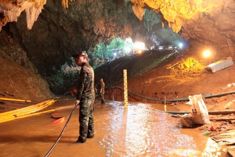 Eestlane Tais: olen ise sellistes koobastes käinud - seal on külm ja rõske, ringi sebivad kämblasuurused ämblikud ja väikeloomad
