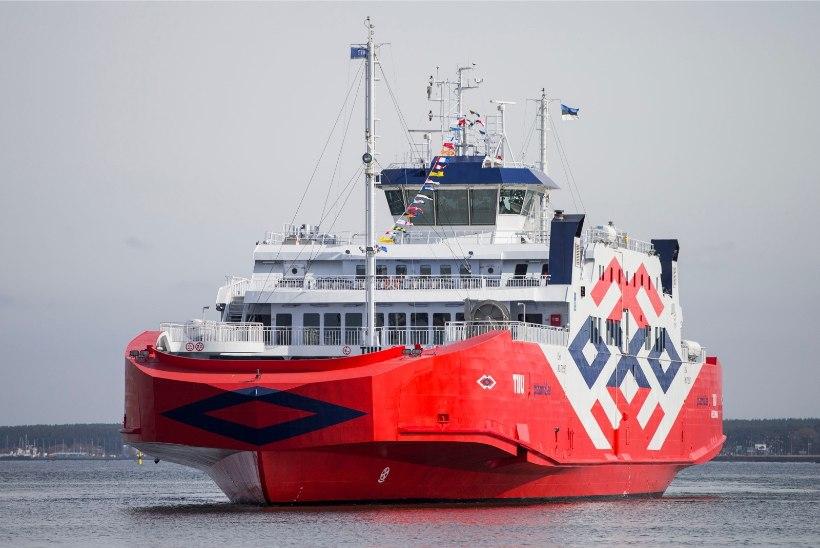 TS Laevad teenindas juunikuus rekordarvu reisijaid ja sõidukeid