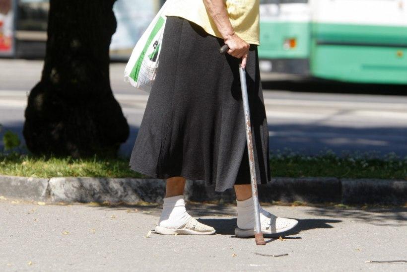 Repliik   Jätkem hala vananeva rahvastiku pärast
