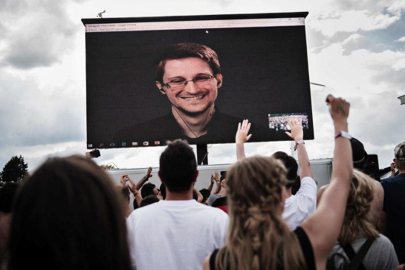 TÕELINE FANTOOM – mida teeb Venemaal Edward Snowden?