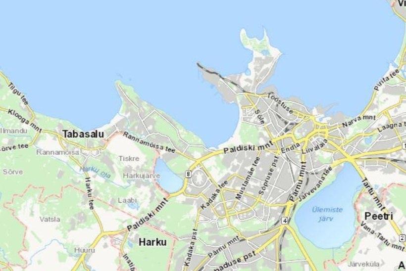 Tallinna geoportaal uueneb