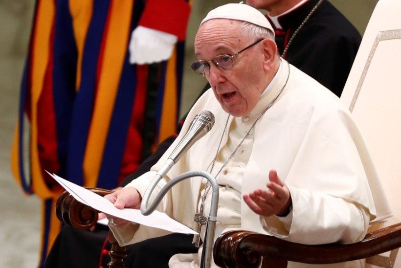 Paavst tuleb septembri lõpus Eestisse ning peab Vabaduse väljakul suure ühismissa