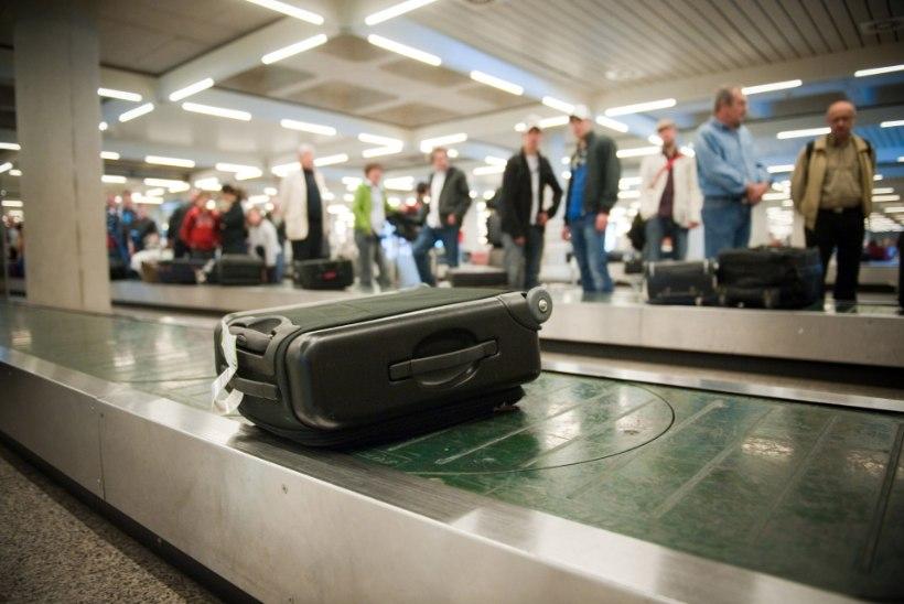 VAIMNE TERVIS: mis juhtub inimesega, kui lennufirma kaotab tema pagasi?