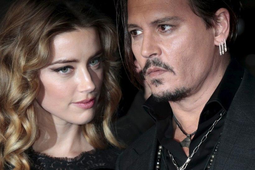 VASTULÖÖK: Johnny Depp süüdistab eksnaist peksmisest