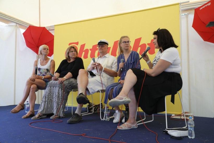 ÕHTULEHT ARVAMUSFESTIVALIL | Victoria Villig räägib, mis tunne on olla Eesti kuulsaim juutuuber