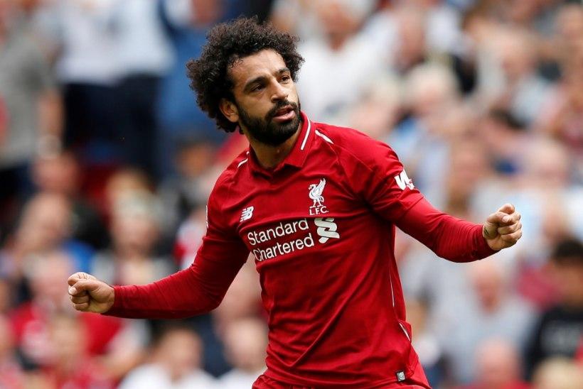 Liverpooli hooaeg sai suurepärase alguse