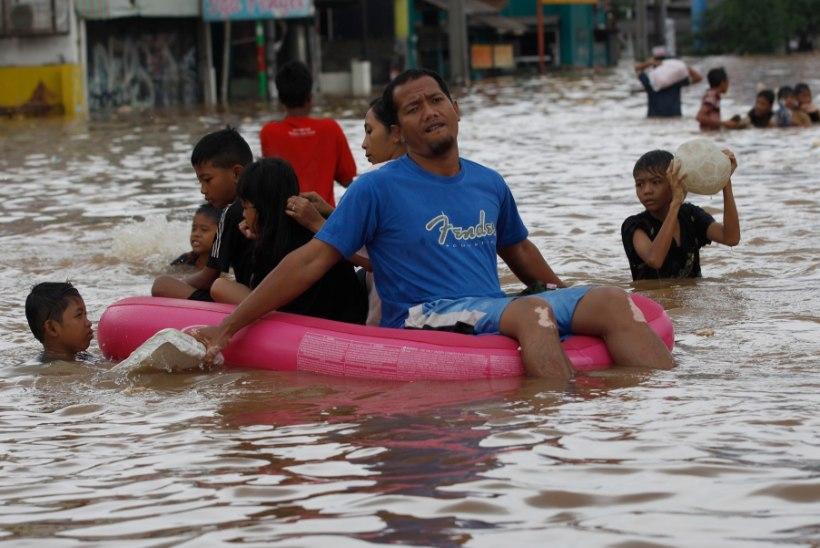 10 miljoni elanikuga pealinn vajub 30 aastaga vee alla