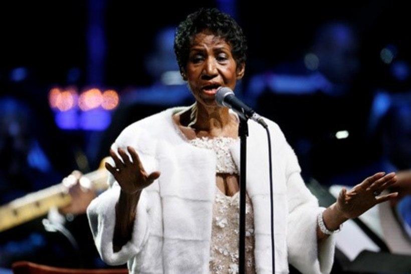 Soulikuninganna Aretha Franklin on raskelt haige