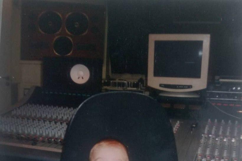 Simo Atso: esimese bändi tegin viieaastasena