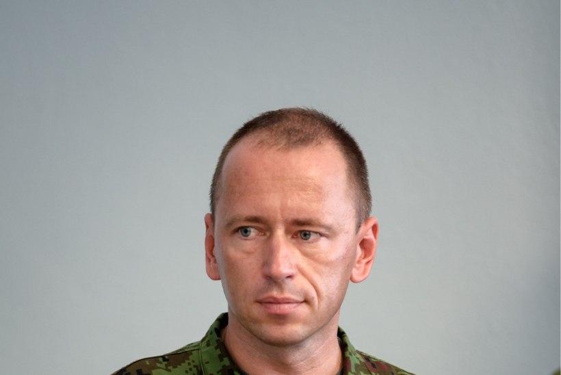 Kaitsevägi: esitatud informatsioon raketi asukoha kohta oli moonutatud