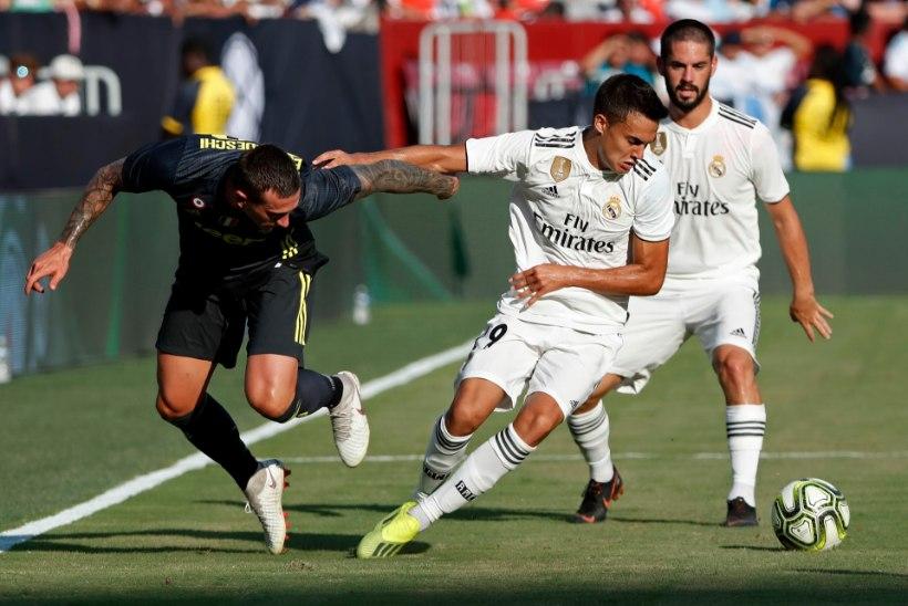 Madridi Real jäi superkarika eel ilma oma paremkaitsjast